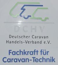 DCHV - Fachkraft für Caravan-Technik